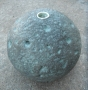 "10"" Distressed BAll"