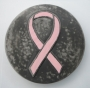 "18"" Round Ribbon Stepping Stone"