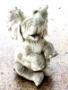 Sitting Elephant