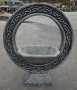 Celtic Circle w/ Planter
