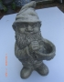 Gnome with Pot