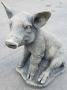 Lg. Sitting Pig