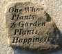 One Who Plants Stone