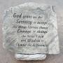 Serenity Stone w/ Holder