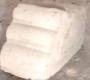 Sm. Scroll Pot Foot