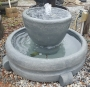 Smooth Round Fountain