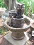 Tuscan Jar Fountain