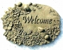 Welcome Squirrel Plaque