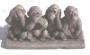 No Evil Monkeys
